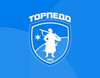 Torpedo Zaporizhzhya - new logotype