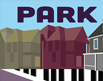 Park Avenue Summer Festival Poster