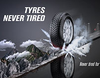 Lassa - Tires Never Tired