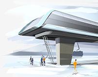 A New Leitner station for 2017