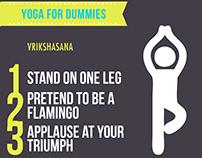 Yoga For Dummies - International Yoga Day