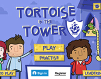 BBC Blue Peter: Tortoise in the Tower