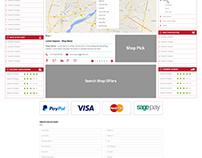 Mahlati eCommerce Online Store Design - UI/UX