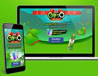 Oishi Gifto - Memory Matching Games