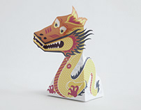 Axis41 Year-of-the-Dragon Mailer