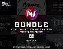 Rvq Classic Collection (font bundle)