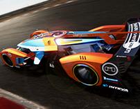 Audi LMP-X