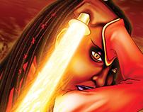 ORANGE FIRE - Saber Series pt 3