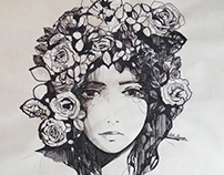 Vintage Rose I.