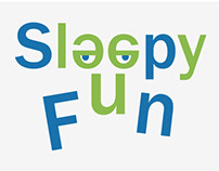 logo of sleepy fun