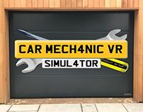 Car Mechanic VR Simulator - Mobile VR
