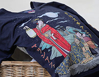 MARAN-AFA woman t-shirt