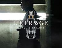Parfum l'Étrange (Expérience digitale)