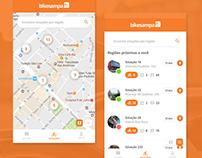 Bike Sampa Itaú | UX & UI Redesign