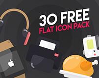 30 Icons free