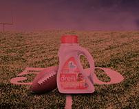 Dreft Takes on the Super Bowl