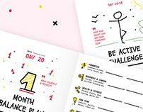 28-Day Good-Habit Playbook   NEW YEARS CHALLENGE