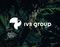 IVS Group branding