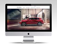 Website for Lincoln
