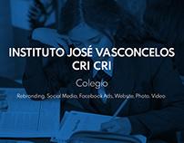 Instituto José Vasconcelos / Cri Cri