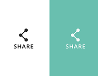 Daily UI #010 - Social Share