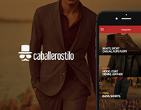Caballerostilo App