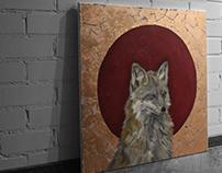 canvas Fox Potal