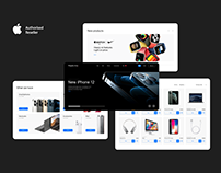 Mapple shop - apple online shop