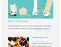 Responsive Email Newsletter - Sysco Corporation