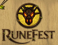 RuneFest 2016 (RuneScape UI Art and Design)