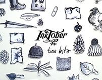 Inktober 2017 by tina bits