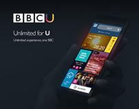 BBC U - D&AD BBC '18