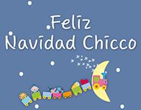 Chicco España: APP #FelizNavidadChicco