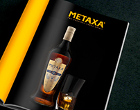 METAXA - packshot