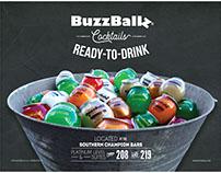 BuzzBallz Poster (American Airlines Center)