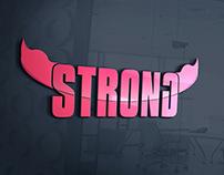 Strong Concept Logo