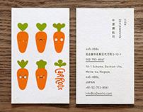 Carrots - green food restaurant
