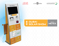 Dubai Solar Show Part of Wetex Dubai Exhibition Ads