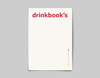 Drinkbook's Summer Recipe Book