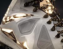 NIKE - Diamond vs LeBron X