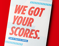 Scores-Received Mailer