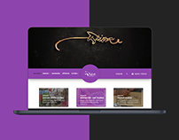 İSTİVA Sanat Website Design
