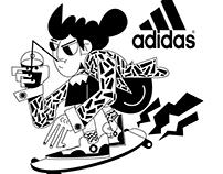 Projeto Adidas / Skate