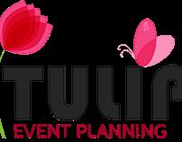 Tulip Event Planning Logo