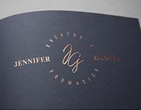 Jennifer García Brand Identity