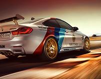 BMW M4 GTS* E30 DTM Hommage