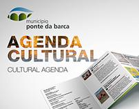 Agenda Cultural | Ponte da Barca - 6 Folds