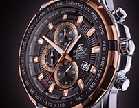 Full CGI Casio Edifice
