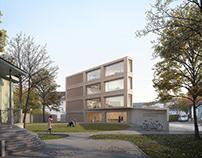 Centre de Recherche et de Conservation in Porrentruy