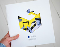 Facebook Awards Annual illustration